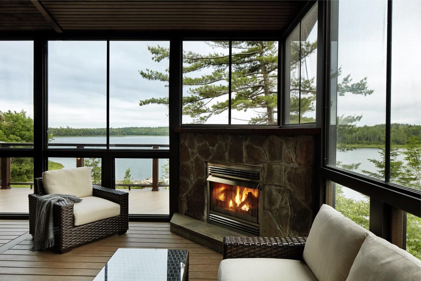 timbertech terrasse legacy pecan