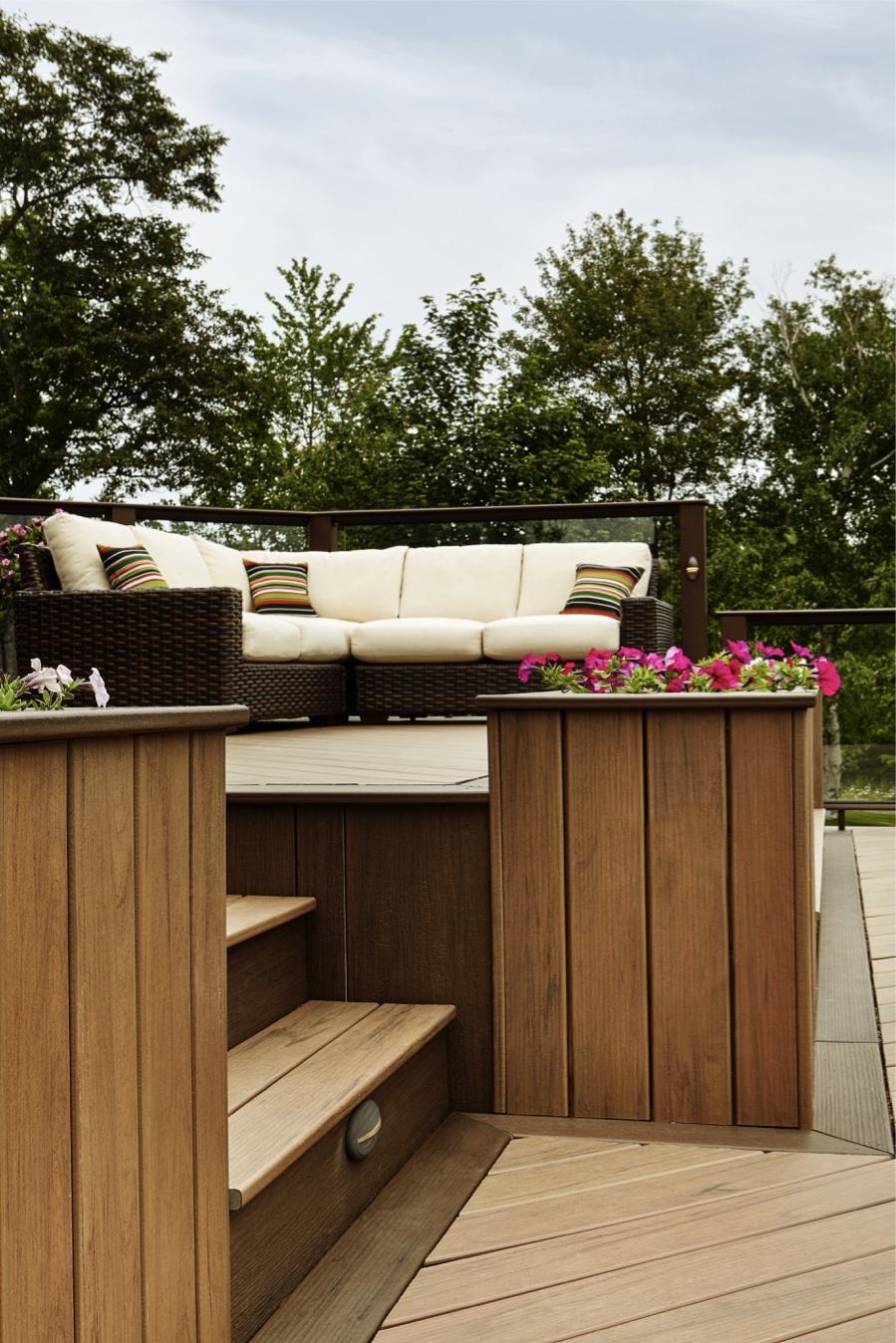 Deck photos deck designs plans timbertech australia baanklon Choice Image