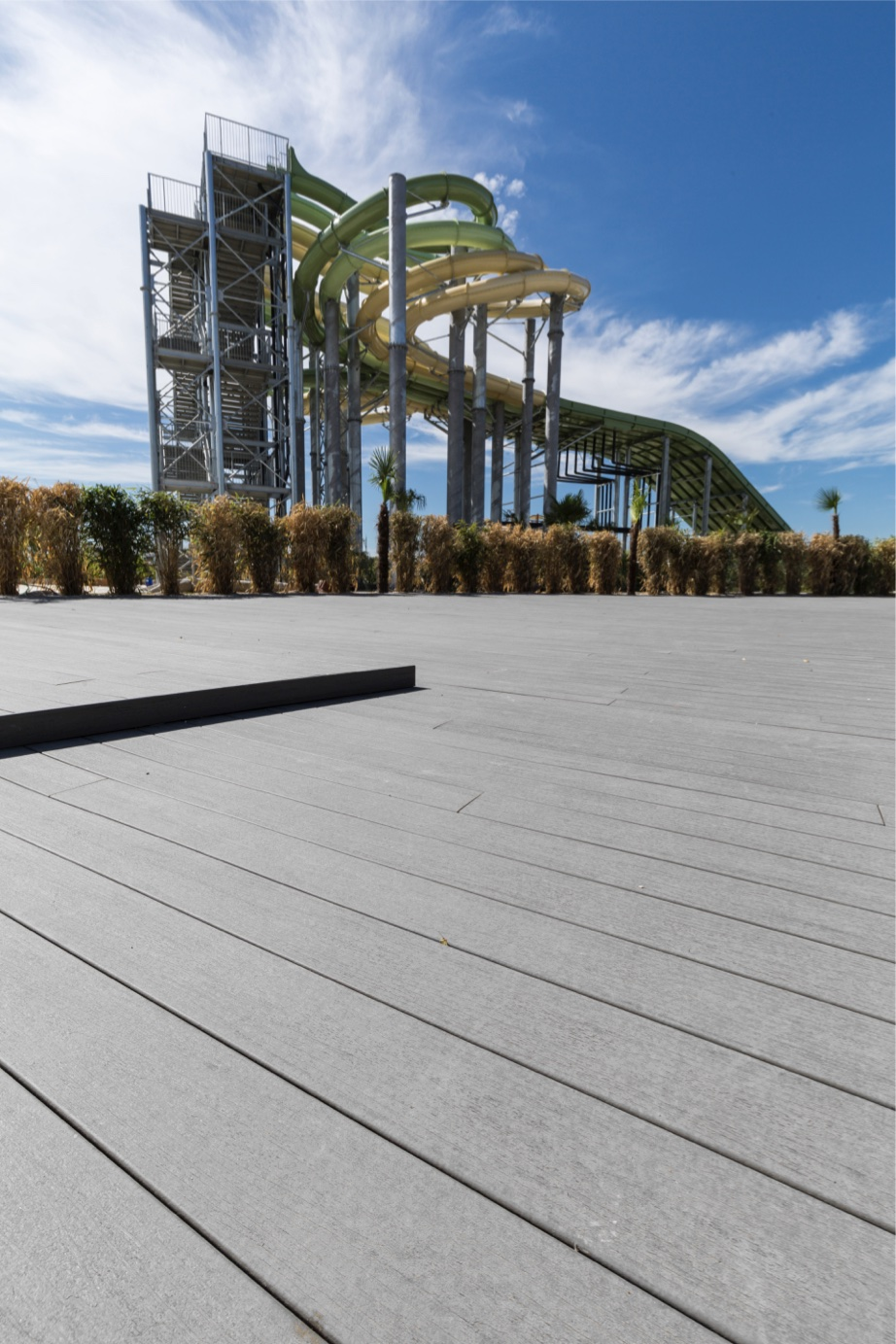 timbertech terrasse reliaboard gray