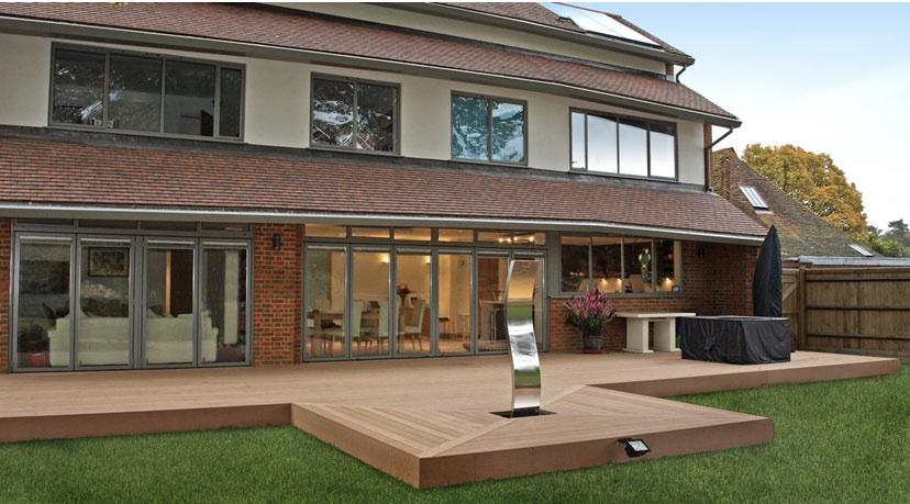 timbertech terrasse twinfinish cedar
