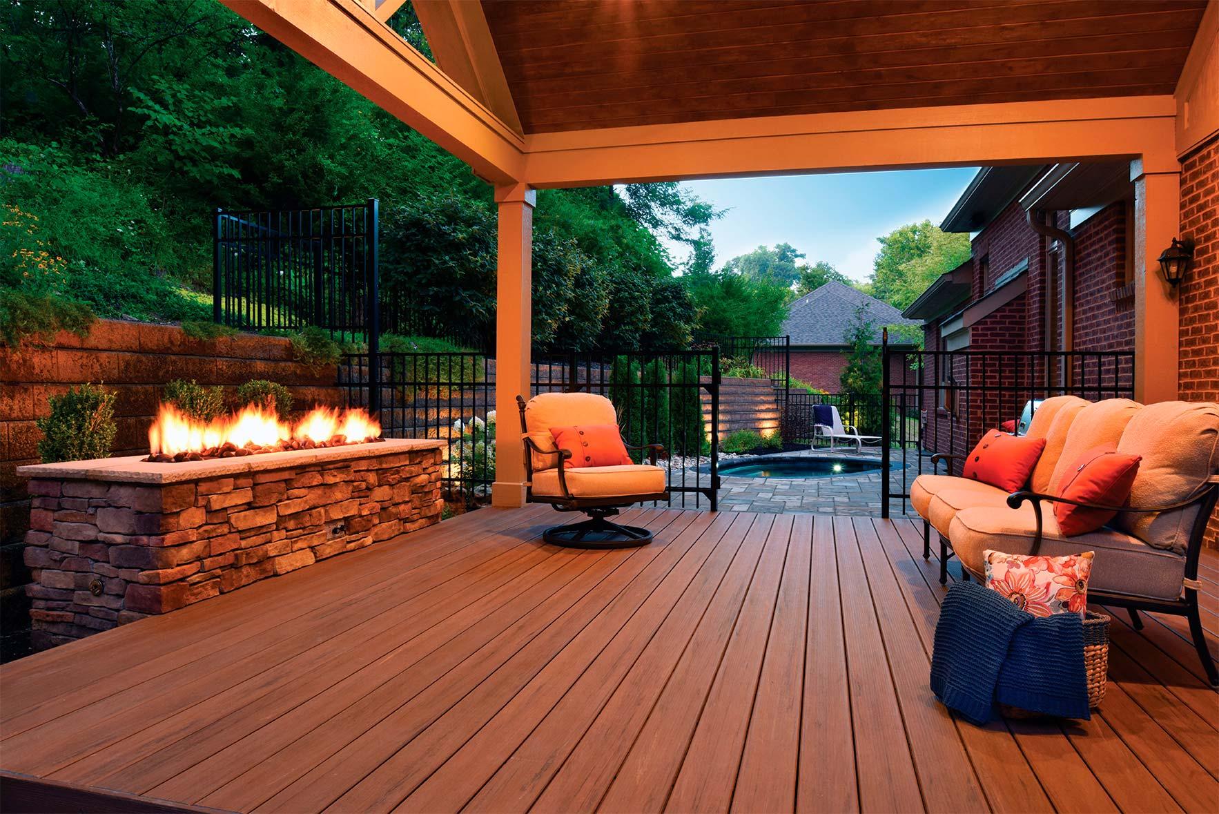Quel Est Le Meilleur Bois Pour Terrasse timbertech azek, lames de terrasse en bois composite