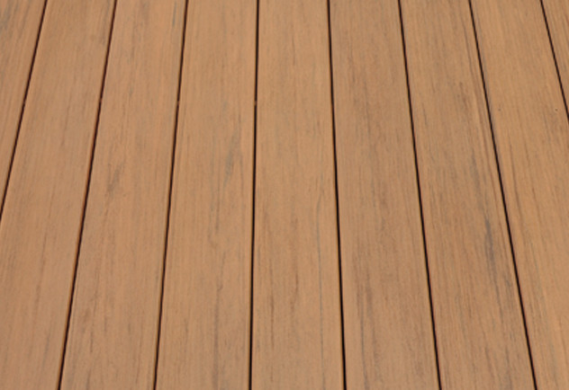Composite decking materials products timbertech europe for Composite decking comparison