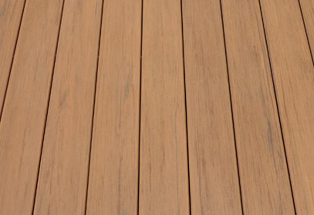 Cubierta de composite de madera recubierta de TimberTech