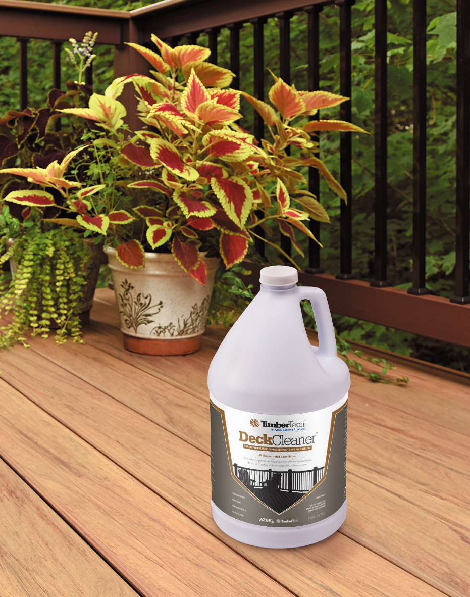 TimberTech Azek Deck Cleaner Composite