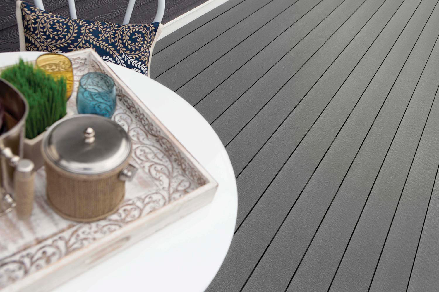 Edge Prime Plus Decking Collection Composite Decking
