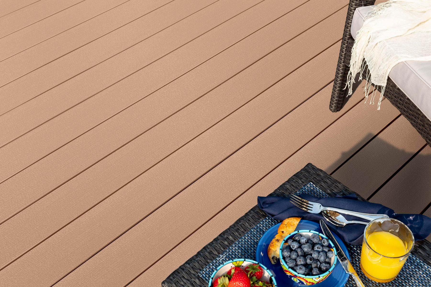 TimberTech Decks compósitos de madeira