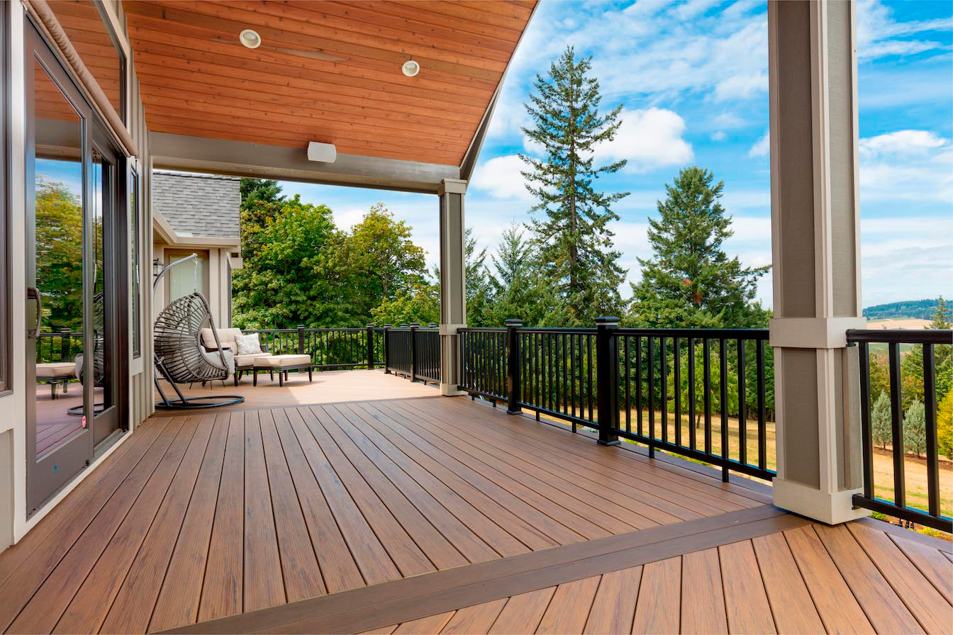 TimberTech Deck Railing Collections