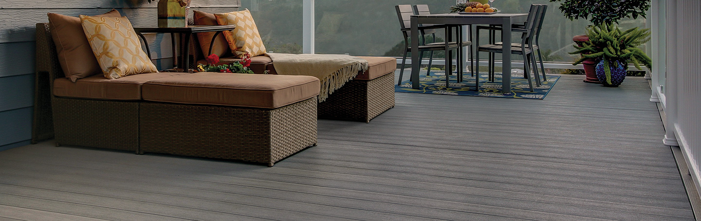 produits et mat riaux composites pour terrasses. Black Bedroom Furniture Sets. Home Design Ideas