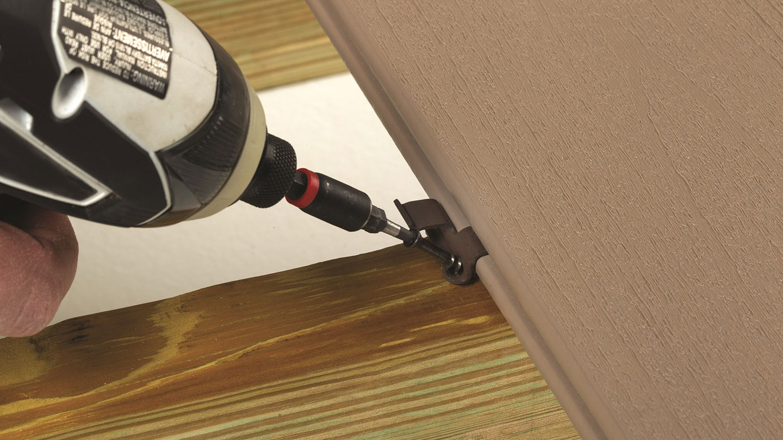 Hidden Deck Fasteners Deck Amp Rail Fasteners Timbertech