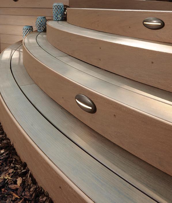 TimberTech Terrassen-Stirnbrett – Ansicht 2