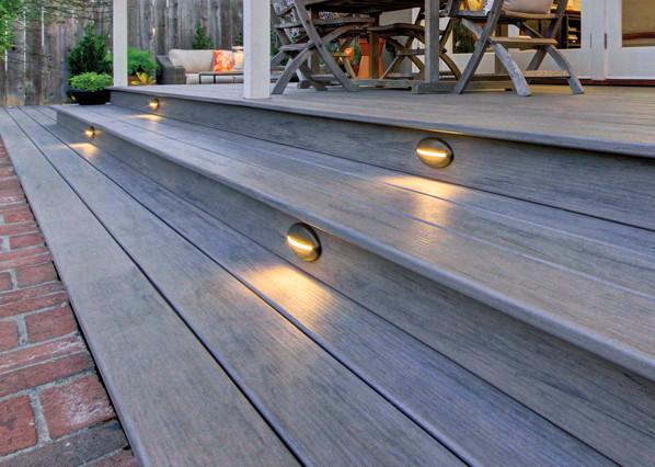 TimberTech Terrassen-Setzstufe – Ansicht 3