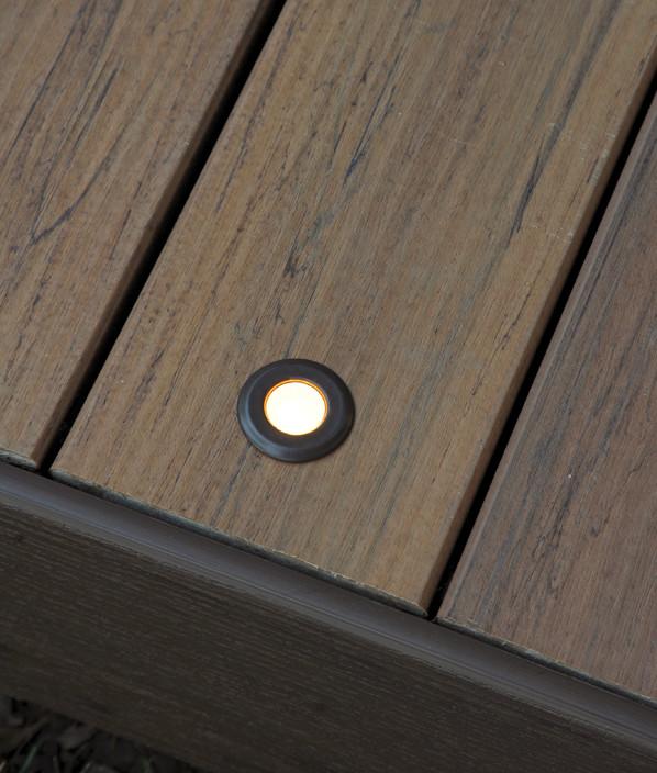 Luces empotradas para cubiertas de TimberTech: imagen 2