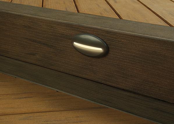 TimberTech Terrassen-Setzstufenleuchten – Ansicht 3