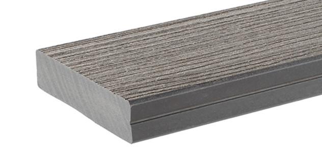 Collection de terrasses DockSider de couleur Gray