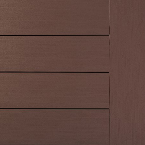 EDGE Premier Dark Teak Decking Collection