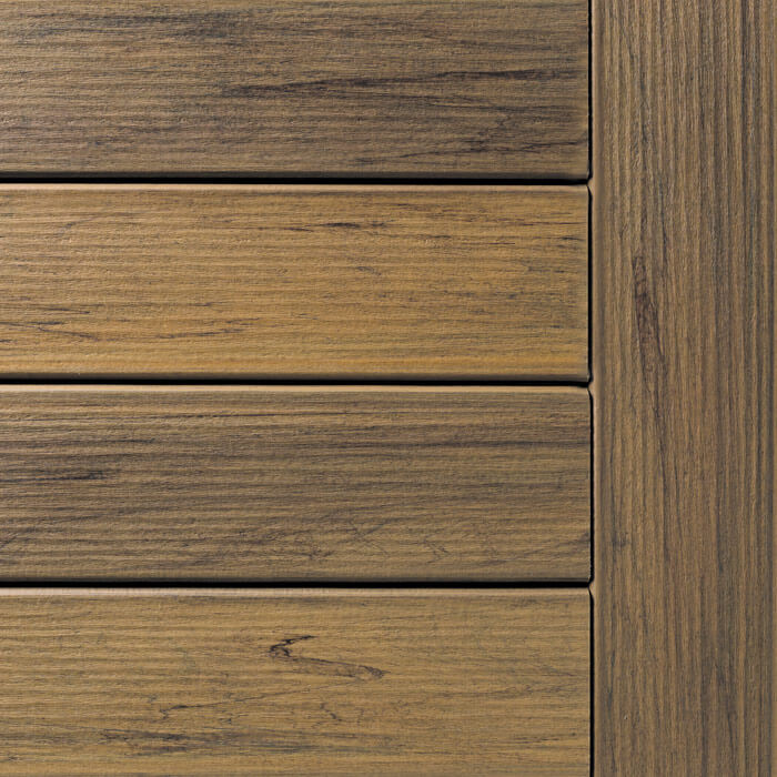 Tigerwood Legacy Decking Collection