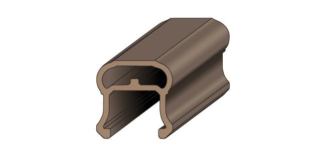 ADTG-RadianceRail Deck Railing Top Rail